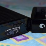 Seagate GoFlex dock and hdd